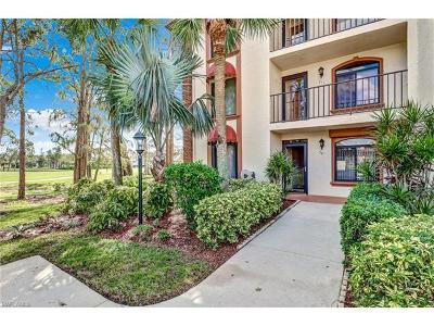 Naples Condo/Townhouse For Sale: 7280 Coventry Ct #501