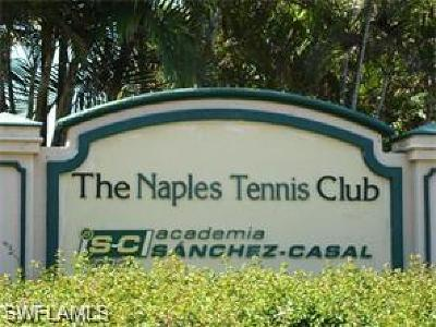 Naples FL Condo/Townhouse For Sale: $299,500