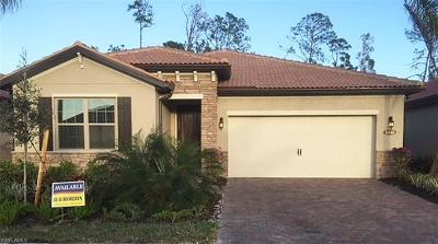 Collier County Single Family Home For Sale: 16440 Aberdeen Way