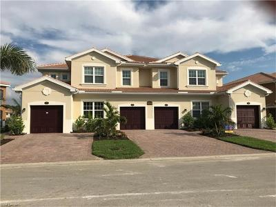 Fort Myers Condo/Townhouse For Sale: 18252 Creekside Preserve Loop #101