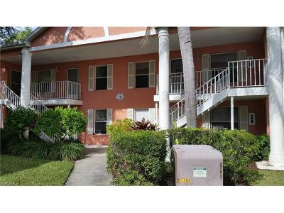 Naples Condo/Townhouse For Sale: 251 Quail Forest Blvd #103