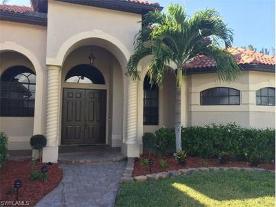 Cape Coral Single Family Home For Sale: 2212 SW 17th Ave