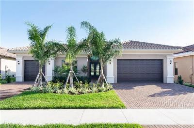 Naples Single Family Home For Sale: 4438 Caldera Cir