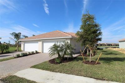 Fort Myers Single Family Home For Sale: 10293 Prato Dr