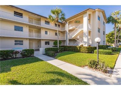 Naples FL Condo/Townhouse For Sale: $174,900