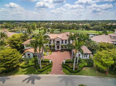 Naples, Marco Island, Sanibel, Captiva, Longboat Key, Sarasota, Osprey, Nokomis, Boca Grande Single Family Home For Sale: 1388 Great Egret Trl