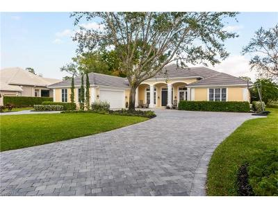 Naples Single Family Home For Sale: 12902 Bald Cypress Ln