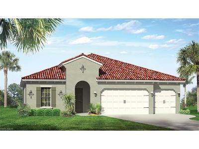 Naples Single Family Home For Sale: 1402 Mockingbird Dr