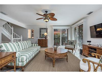 Naples Condo/Townhouse For Sale: 9400 Gulf Shore Dr #1