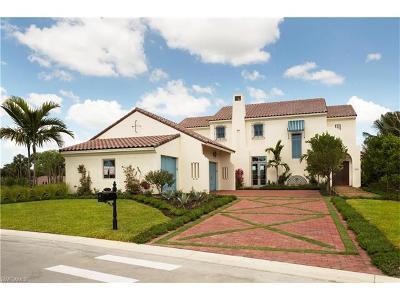 Naples Single Family Home For Sale: 3259 Tavolara Ln
