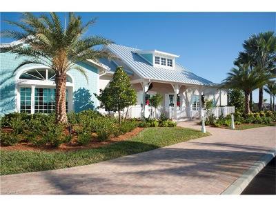 Naples Single Family Home For Sale: 14731 Nautilus Dr