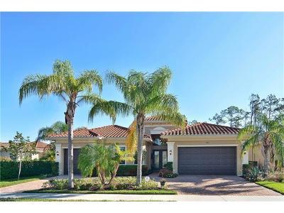 Naples Single Family Home For Sale: 3920 Gibralter Dr