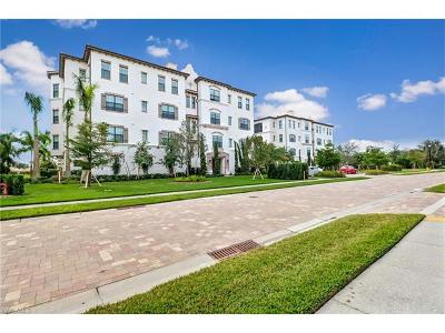 Naples Condo/Townhouse For Sale: 16422 Carrara Way #2-102