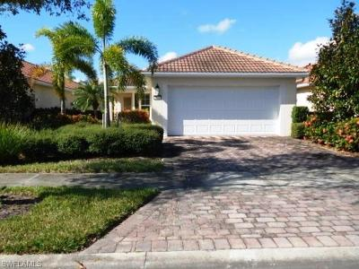 Collier County, Lee County Single Family Home Pending With Contingencies: 28512 Hammerhead Ln