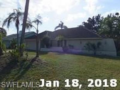 Naples Single Family Home For Sale: 2305 Kings Lake Blvd