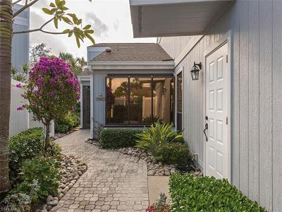Naples Single Family Home For Sale: 216 Woodshire Ln #29