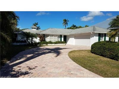 Royal Harbor Single Family Home For Sale: 2150 Tarpon Rd