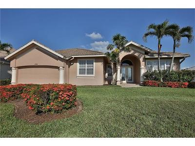 Marco Island Single Family Home For Sale: 1144 Whiteheart Ct