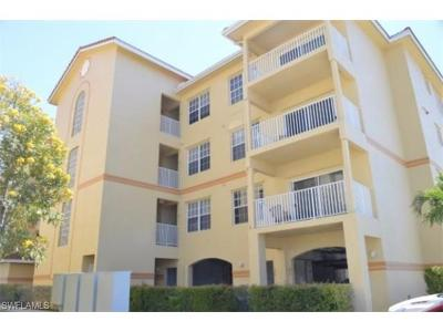 Fort Myers Condo/Townhouse For Sale: 4385 Cortina Cir #128