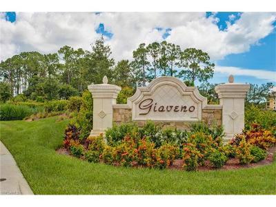 Naples Condo/Townhouse For Sale: 9820 Giaveno Cir #1417