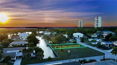 Bonita Springs Residential Lots & Land For Sale: 4733 Swordfish St