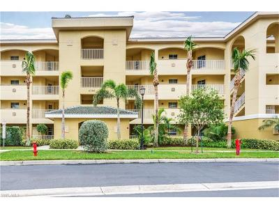 Cape Coral Condo/Townhouse For Sale: 1795 Four Mile Cove Pky #825