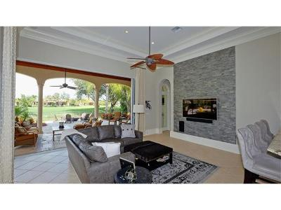 Collier County, Lee County Single Family Home For Sale: 6453 Highcroft Dr