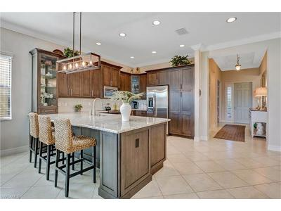 Naples Single Family Home For Sale: 3423 Baltic Dr