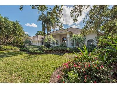 Bonita Springs Rental For Rent: 3609 Glenwater Ln