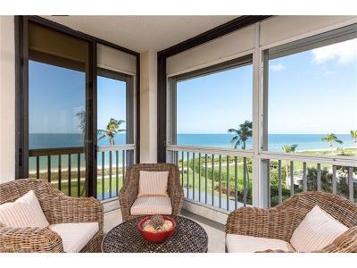 Naples Condo/Townhouse For Sale: 4301 Gulf Shore Blvd N #400