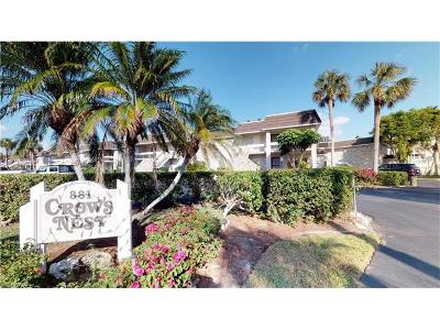 Marco Island Condo/Townhouse For Sale: 881 Panama Ct #311