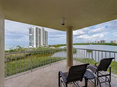 Westshore At Naples Cay Condo/Townhouse Sold: 50 Seagate Dr #504