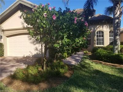 Estero Single Family Home For Sale: 12616 Grandezza Cir