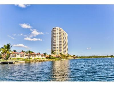 Fort Myers Condo/Townhouse For Sale: 12701 Mastique Beach Blvd S #1102