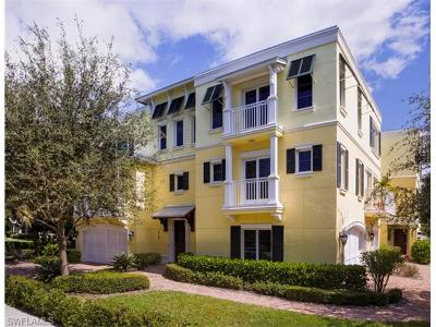 Naples Condo/Townhouse For Sale: 325 3rd St S #6