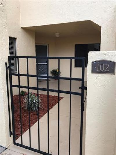 Naples Condo/Townhouse For Sale: 589 Beachwalk Cir #P-102
