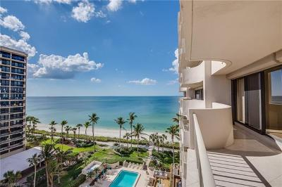 Naples Condo/Townhouse For Sale: 4005 Gulf Shore Blvd #802