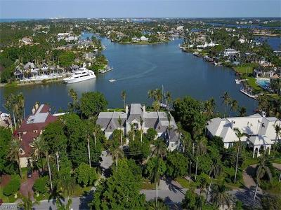 Naples Single Family Home For Sale: 575 Admiralty Parade