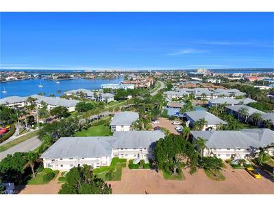 Marco Island Condo/Townhouse Pending With Contingencies: 641 W Elkcam Cir #725