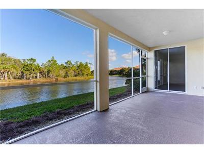 Estero Condo/Townhouse For Sale: 10811 Crooked River Rd #102