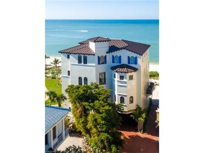 Barefoot Beach Single Family Home For Sale: 110 Guadeloupe Ln