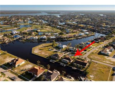 Marco Island Single Family Home Pending With Contingencies: 114 Templewood Ct