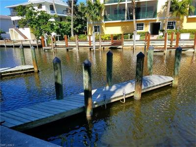 Naples Condo/Townhouse For Sale: 1535 Chesapeake Ave #A-2