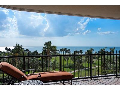 Naples Condo/Townhouse For Sale: 4251 Gulf Shore Blvd N #5C