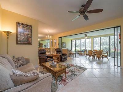 Naples Condo/Townhouse For Sale: 758 Eagle Creek Dr #102