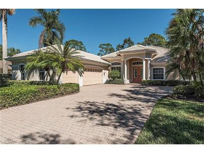 Naples FL Single Family Home For Sale: $874,900
