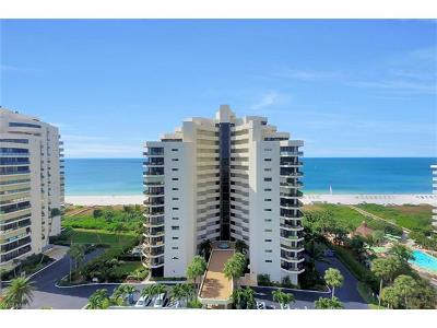 Marco Island Condo/Townhouse For Sale: 720 S Collier Blvd #707