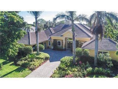 Collier County Single Family Home For Sale: 195 Audubon Blvd