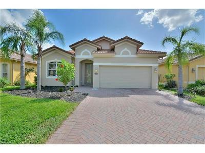 Estero Single Family Home For Sale: 13671 Troia Dr
