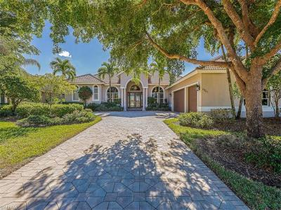 Naples FL Single Family Home Sold: $810,000